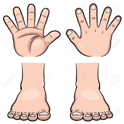 Hands And Feet Clipart | Free download best Hands And Feet ...