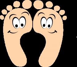 Happy Feet Clip Art at Clker.com - vector clip art online, royalty ...