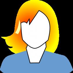 Female Professional 2 Clip Art at Clker.com - vector clip art online ...