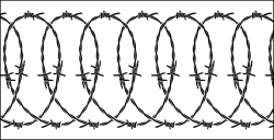 Free Barbed Wire Cliparts, Download Free Clip Art, Free Clip ...