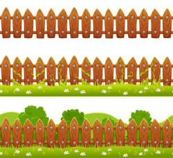Cute fence clipart 8 » Clipart Station