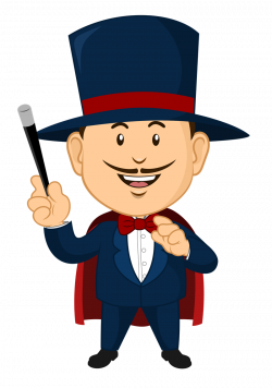 Magician Clipart Costume Free collection | Download and share ...