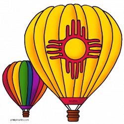 Balloon fiesta clipart - Clipground