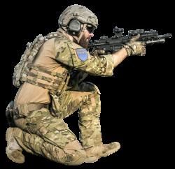 Military Man PNG Transparent Image - PngPix