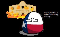 Battle of the Alamo | Polandball Wiki | FANDOM powered by Wikia