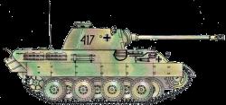 Military Tank Fourteen | Isolated Stock Photo by noBACKS.com