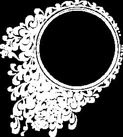 White Filigree Frame Clip Art at Clker.com - vector clip art online ...