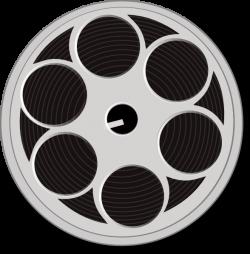 Movie Wheel (hollywood) Clip Art at Clker.com - vector clip art ...
