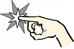 Free Cartoon Hand Pointing, Download Free Clip Art, Free ...