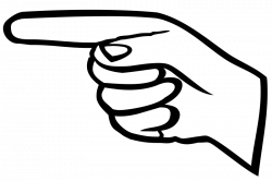 Clipart - pointer