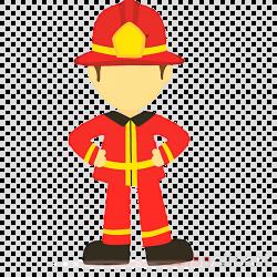 Firefighter clipart - Cartoon, Hat, Headgear, transparent ...