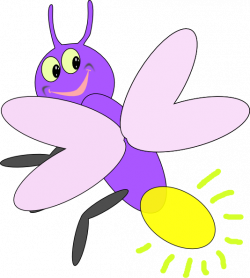Cute Firefly Clip Art | Preschool Firefly Clip Art at Clker.com ...
