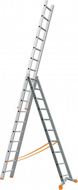Ladder Clipart Png. X Person Climbing A Ladder Royalty Free Vector ...