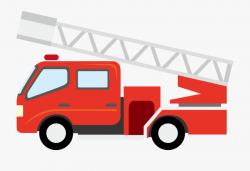 Fireman Clipart Car - Fire Truck Clipart Png #96804 - Free ...