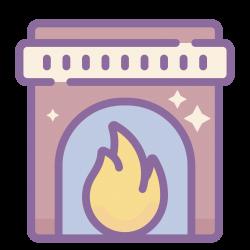 Fireplace ícones - Download Gratuito em PNG e SVG