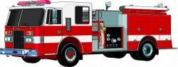 36 Awesome fire truck clipart images | clipart | Pinterest | Clipart ...
