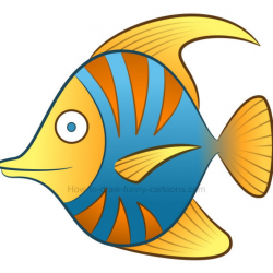 Impressive Fish Clip Art For Kids Tropical Clipart Christmas ...