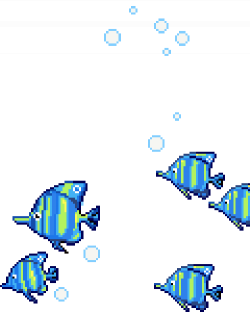 angel fish school ... | Animated GIFs | Pinterest | Angel fish and ...