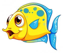 Cute fish fish clip art free download on - ClipartPost