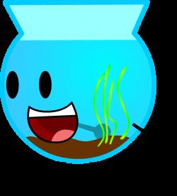 Fishbowl (Commission) by kitkatyj on DeviantArt