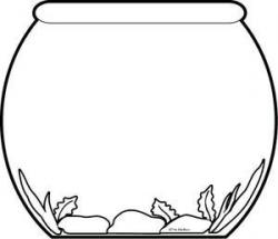 Fish bowl   worksheets for pre juniors   Preschool crafts ...