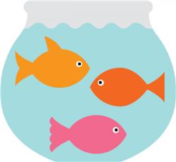 View Design #28038: 3 goldfish & fish bowl | Birthday Ideas ...