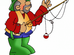 19 Fisherman clipart sign HUGE FREEBIE! Download for PowerPoint ...
