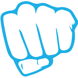 PNG Punching Fist Transparent Punching Fist.PNG Images. | PlusPNG