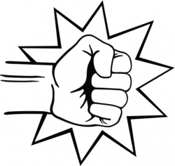 Free Fist Punch Cliparts, Download Free Clip Art, Free Clip ...