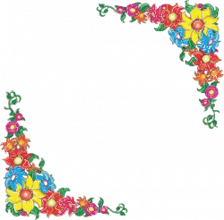 Photo By Clker-Free-Vector-Images   Pixabay #border #flowers #floral ...