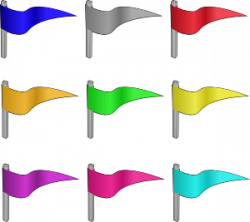 Flags cliparts - image #6