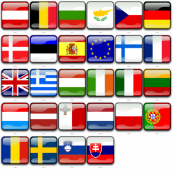 Flags cliparts - image #1