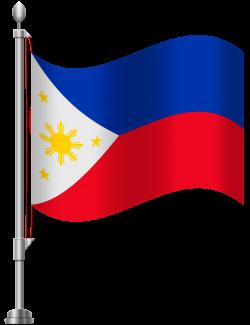Philippines Flag PNG Clip Art - Best WEB Clipart
