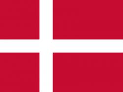 Denmark flag clipart - country flags