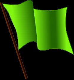 Green flag - Wikipedia