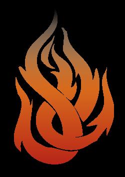 Clipart - Fuoco e fiamme