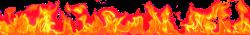 Fire Flames Clipart Photo - 14480 - TransparentPNG
