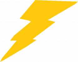 28+ Collection of Lightning Bolt Clipart Png | High quality, free ...