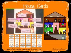 EFL Elementary Teachers: House Theme Resources for Elementary ELL