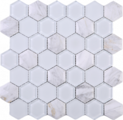 Hexagon Clipart Honeycomb Pencil And In Color 9 Tile Ideas Mosaic ...