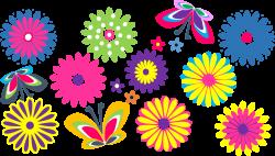 Flowers clipart clipart club - Clipartix   flowers   Pinterest ...