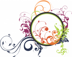 Floral design Graphic design Clip art - Line pattern 2236*1782 ...