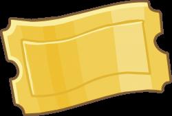 Blank Golden Ticket Group (67+)