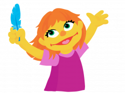 Sesame Street' Introduces A New Muppet Character With Autism ...