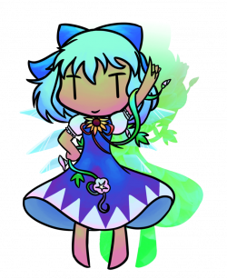 Summer's Last Hurrah | Tanned Cirno | Know Your Meme