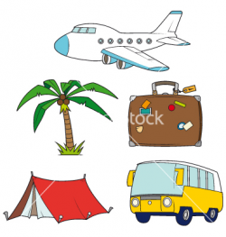 Holiday Vacation Clipart | Free download best Holiday ...