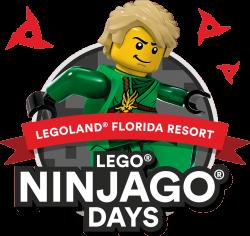 LEGOLAND Florida NINJAGO Days 2018 - acupful.com travel blog