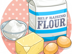 Flour Clipart - Free Clipart on Dumielauxepices.net
