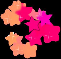 Clipart - Star Flourish