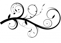 Free Free Flourish, Download Free Clip Art, Free Clip Art on ...